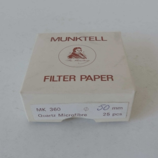 Filter Quarz d=37mm VE25
