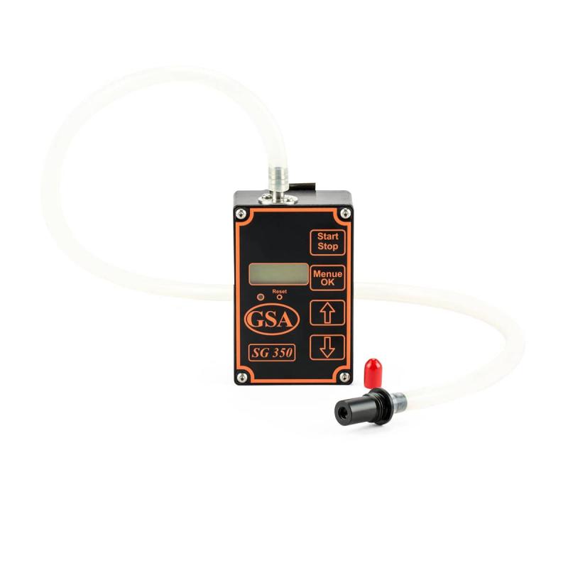 Anwendung SG350ex TDS Halter