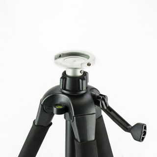 PM4-2 tripod with adapter plate and carrying bag